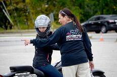 Motorcycle Riding Centers Ridercoach motorcycle lesson