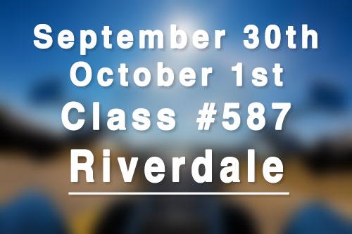 Class 587