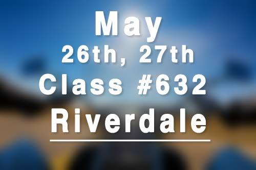 Class 632