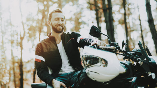 Fall Riding Guide Motorcycle Lessons