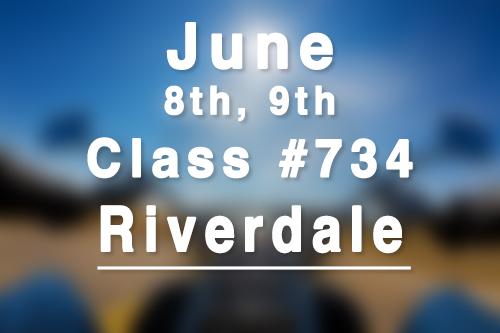Class 734