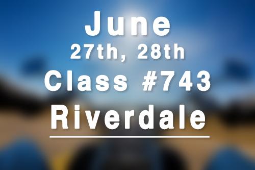 Class 743