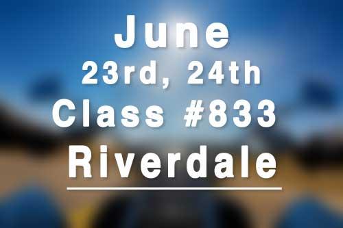 Class 833